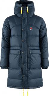 fjellreven expedition long down parka herre - navy