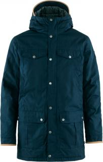 fjellreven greenland no. 1 down parka herre - night sky
