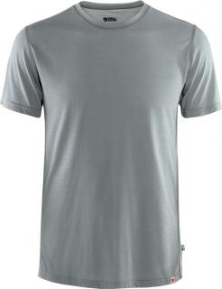 fjellreven high coast lite t-shirt herre - shark grey