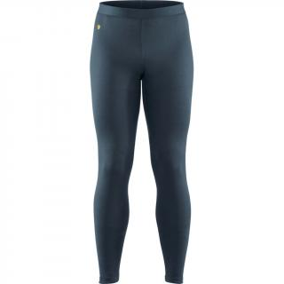 fjellreven bergtagen thinwool long johns herre - mountain blue