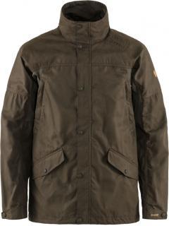 fjellreven forest hybrid jacket herre - dark olive