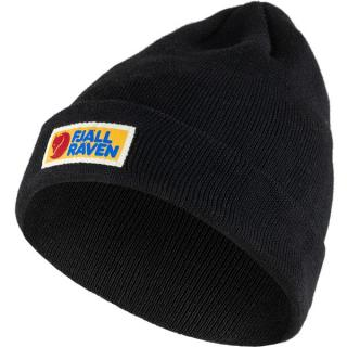 fjellreven vardag classic beanie - black