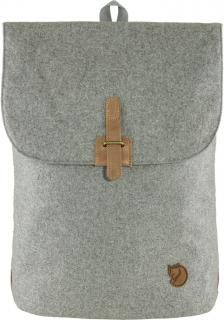 fjellreven norrvåge foldsack - granite grey