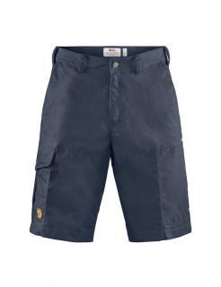 fjellreven karl pro shorts herre - dark navy