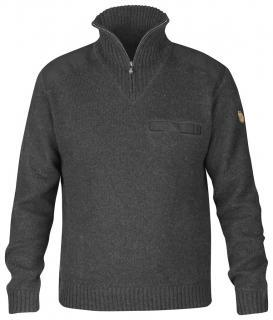 fjellreven koster sweater herre - dark grey