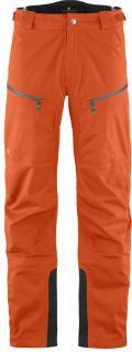 fjellreven bergtagen eco-shell trousers herre - hokkaido orange